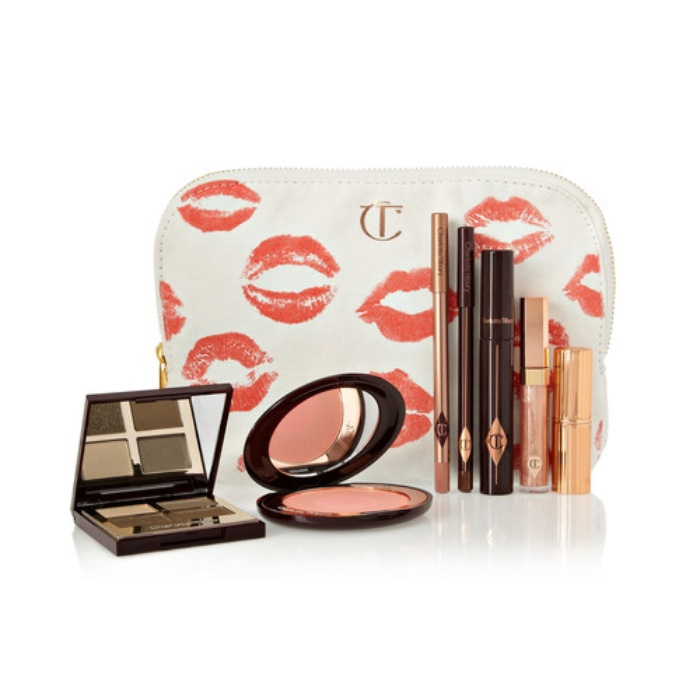 Best Top Beauty Gift Sets - Charlotte Tilbury The Golden Goddess