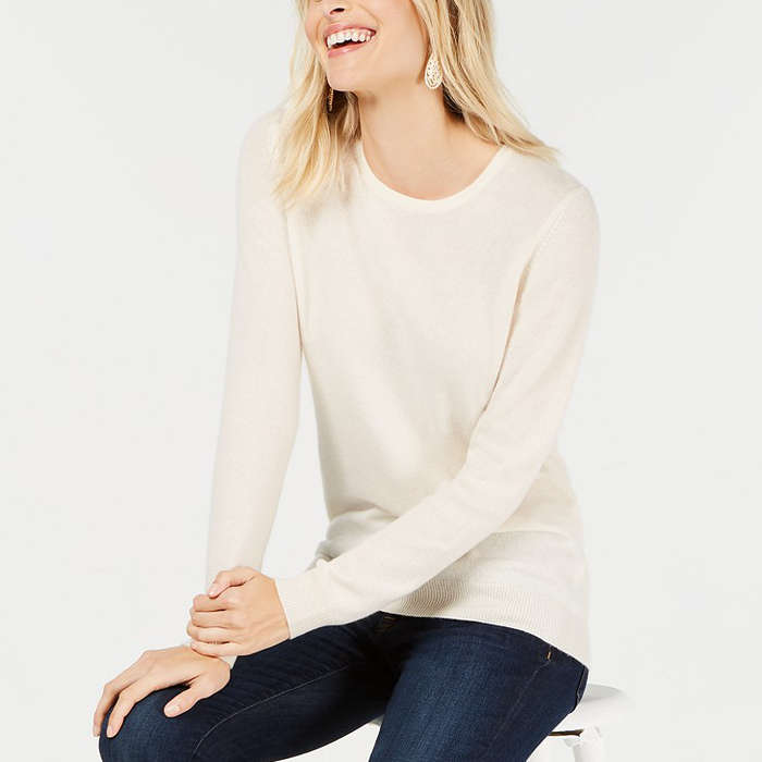 10 Best Cashmere Sweaters For Women 2018 Rank Style