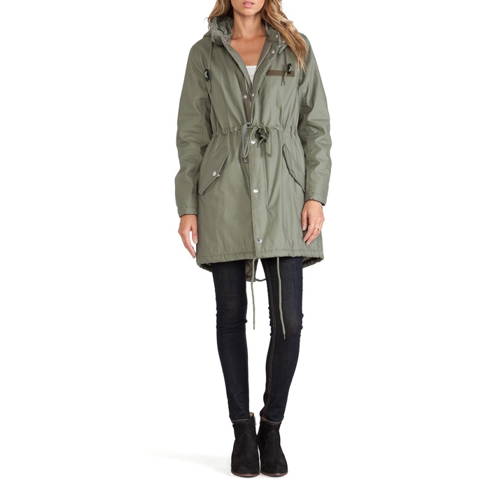 Best Military Style Coats - Cheap Monday Wanted Parka