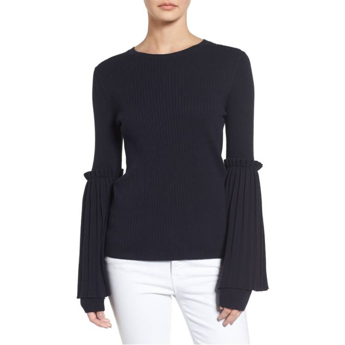 Best Lightweight Sweaters - Chelsea28 Bell Sleeve Sweater