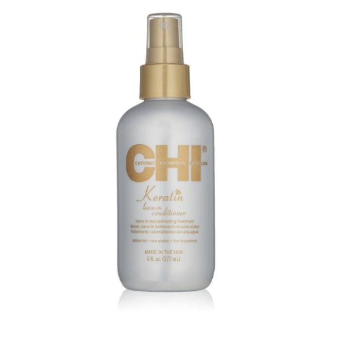 Best Leave-In Conditioners - CHI Keratin Leave-In Conditioner Reconstructing Treatment