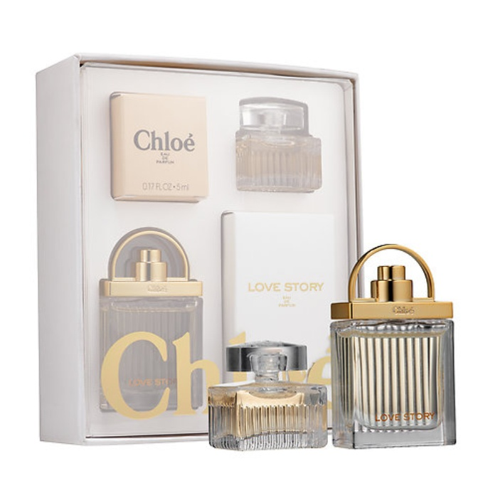 Best Women's Fragrance Gift Sets - Chloé Coffret Gift Set