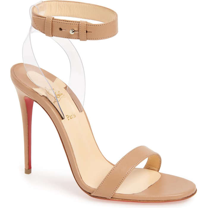 best loved 5e536 871b4 Christian Louboutin Jonatina Sandal