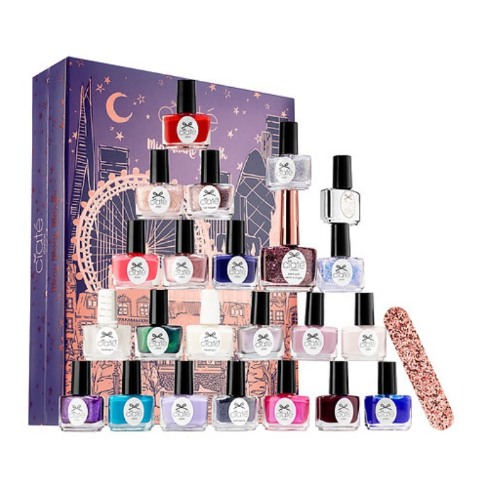 Best Nail Gift Sets - Ciate London Mini Mani Month Nail Polish Set