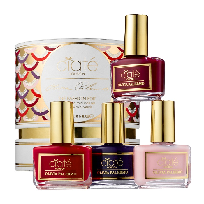 Best Spa days - Ciate London x Olivia Palermo The Fashion Edit Nail Set