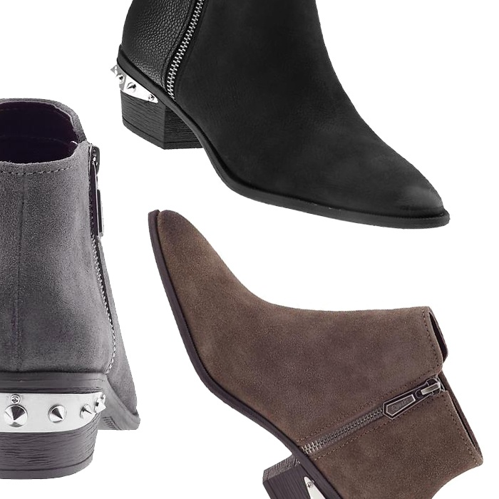 Best Fall Booties Under $100 - Circus by Sam Edelman Holt Bootie