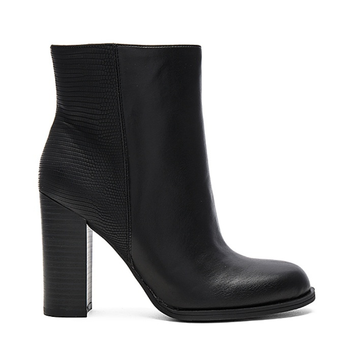 Best Block Heeled Booties Under $150 - Circus by Sam Edelman Rollins Bootie