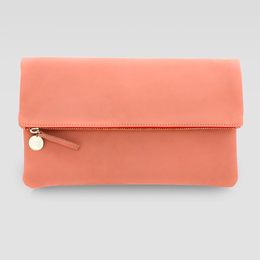 Best Summer Clutches - Clare Vivier Fold Over Clutch