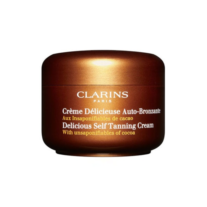 Best Self Tanners - Clarins Delicious Self-Tanning Cream