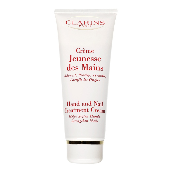 Best Anti Aging Hand Creams - Clarins Hand & Nail Treatment Cream