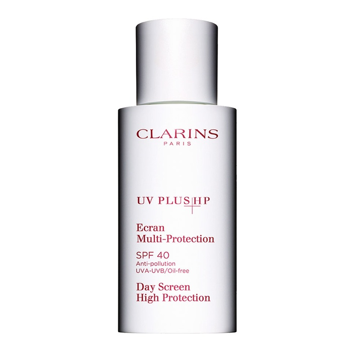 Best Daily Use Face Suncreens - Clarins 'UV Plus HP' Multi-Protection Day Screen SPF 40