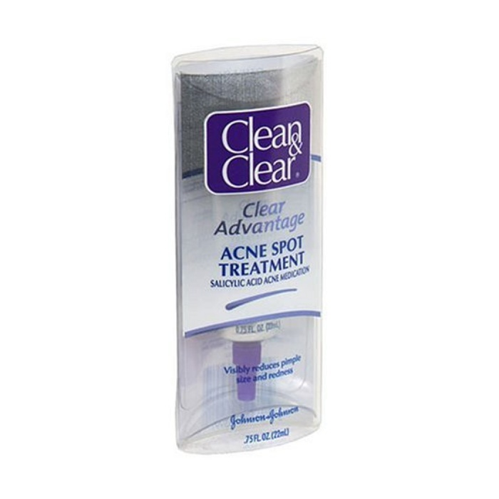 Best Acne Spot Treatments - Clean & Clear Advantage Acne Spot Treatment