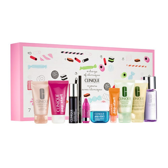 Best Skincare Gift Sets - Clinique 10 Days of Clinique