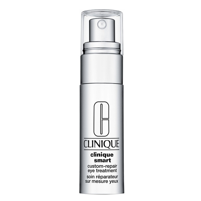 Best The Ten Best New Eye Treatments & Creams - Clinique Smart Custom Repair Eye Treatment