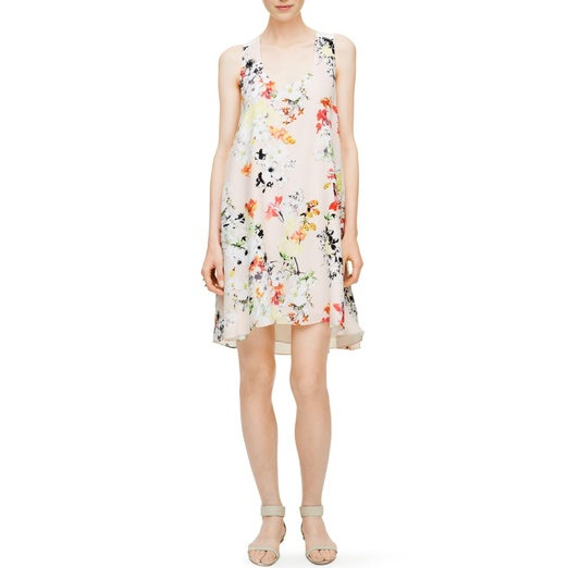 Best Date Night Dresses - Club Monaco Rosan Floral Dress