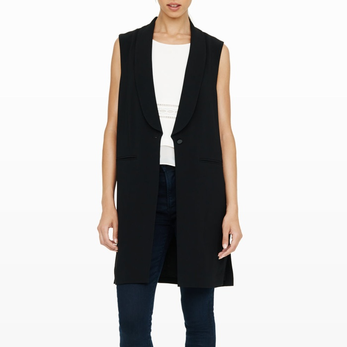 Best Long Vests - Club Monaco Sonti Vest