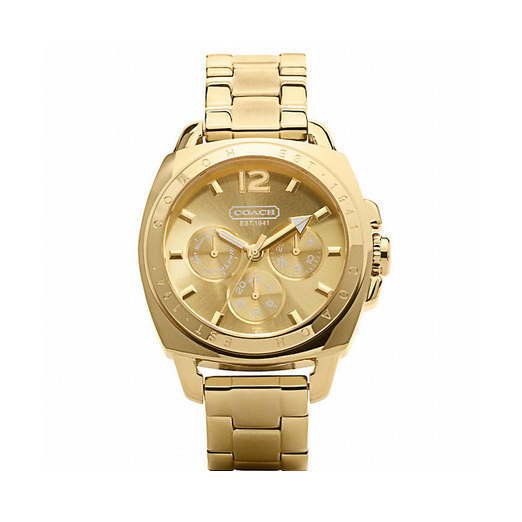 Best Trendy Watches - Coach Boyfriend Bracelet Watch