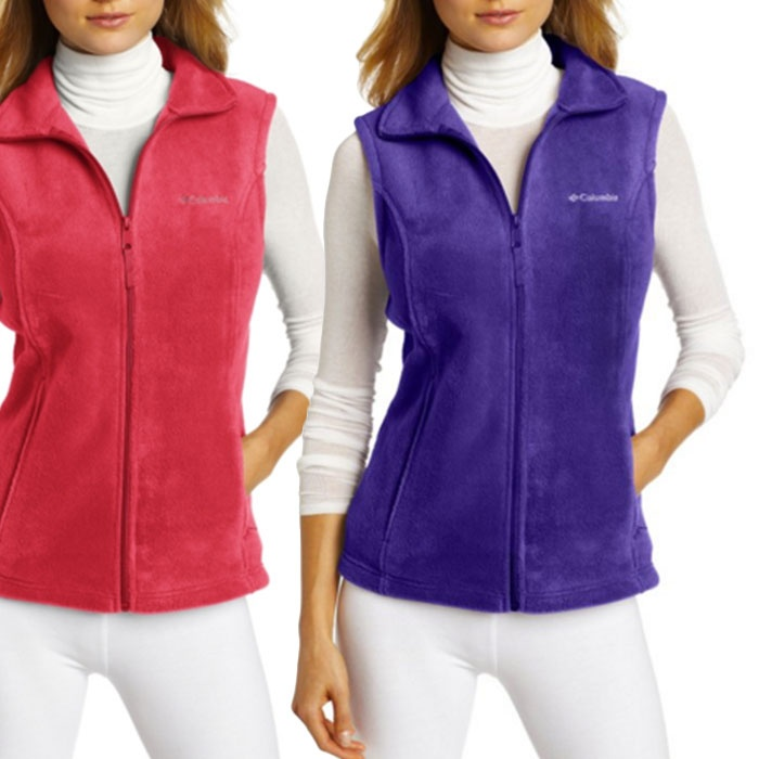 Best Fleeces & Vests on Amazon - Columbia Benton Springs Vest