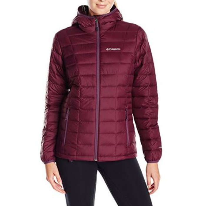 Best Puffer Jackets - Columbia Voodoo Falls 590 TurboDown Jacket