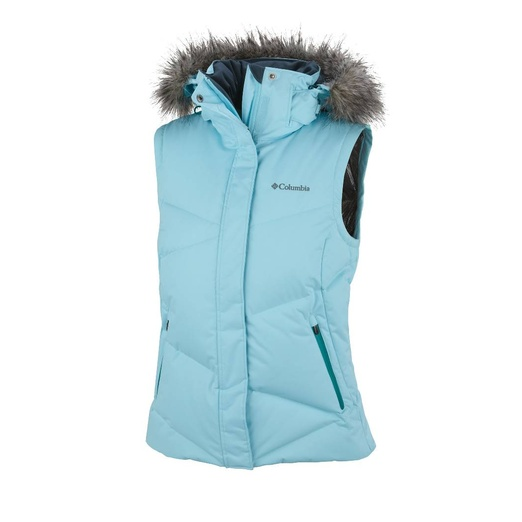 Best Puffer Vests - Columbia Women's Lay 'D' Down Vest