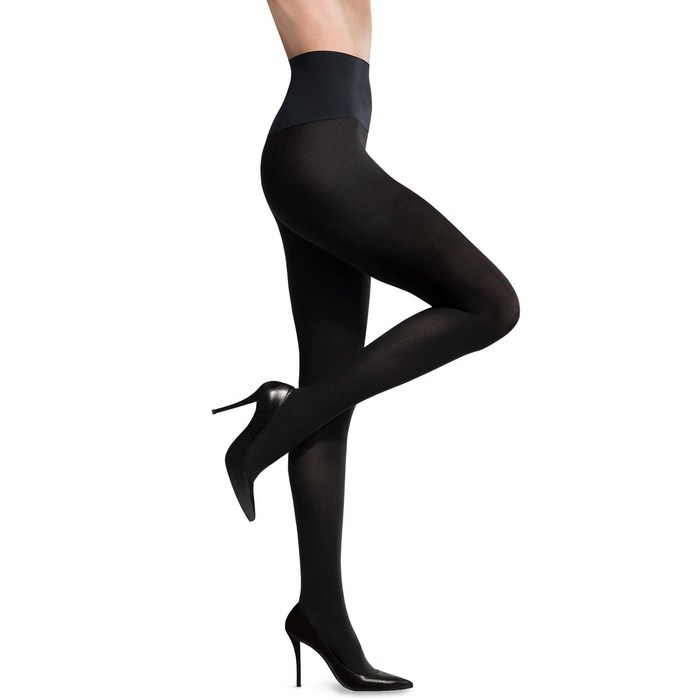 Best Black Tights - Commando Ultimate Opaque Control Top Tights