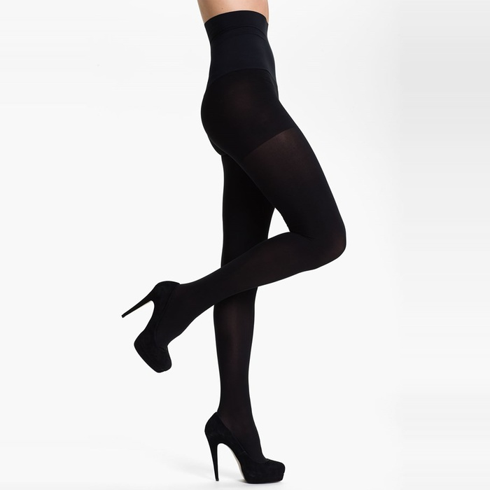 Best Black Tights - Commando 'Ultimate Opaque' Control Top Tights