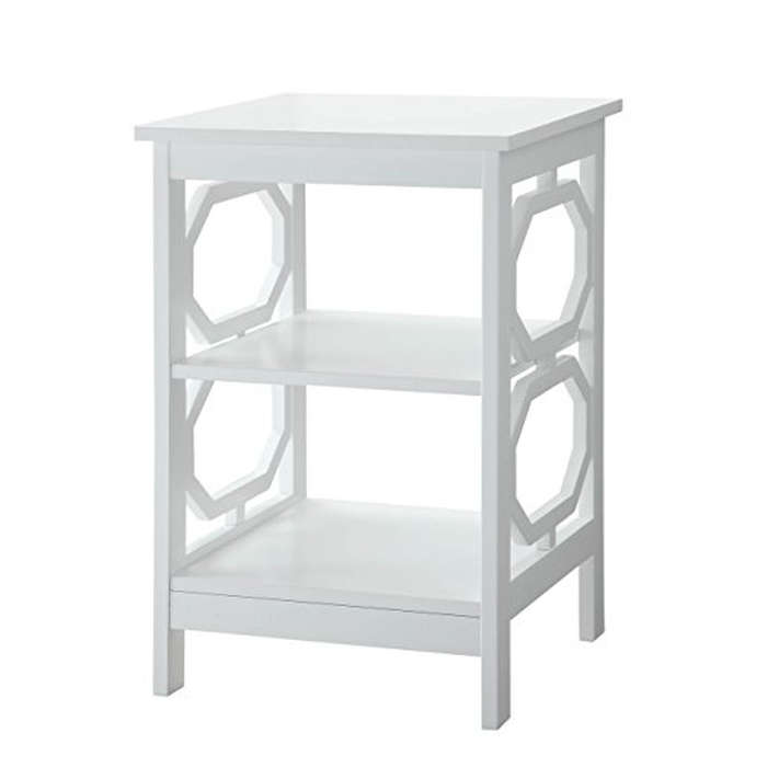 Best Guest Room Essentials - Convenience Concepts Omega End Table