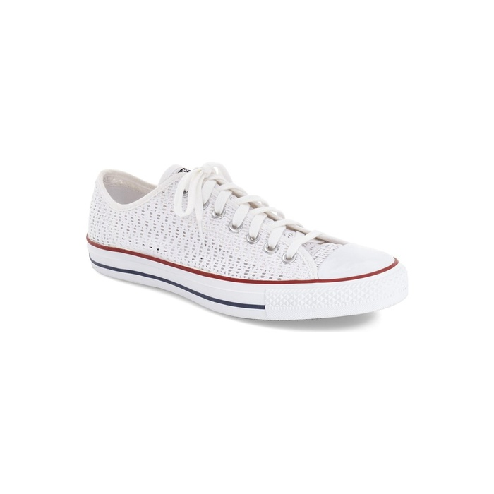 Best Fashion Sneakers Under $150 - Converse Chuck Taylor All Star Crochet Low Top Sneaker