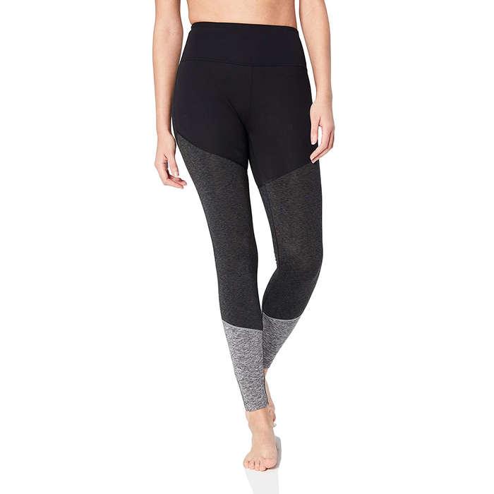 5ea15994b4df Core 10 Tri-Color Yoga Full-Length Legging