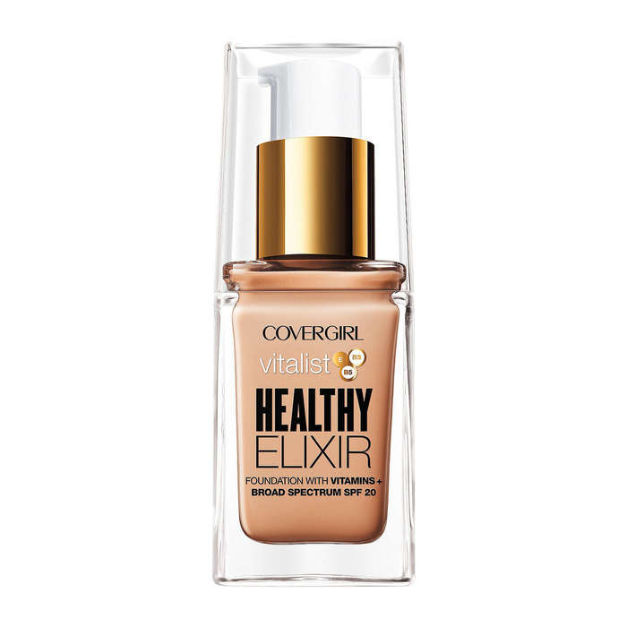 Best Drugstore Foundations - Covergirl Vitalist Healthy Elixir Foundation