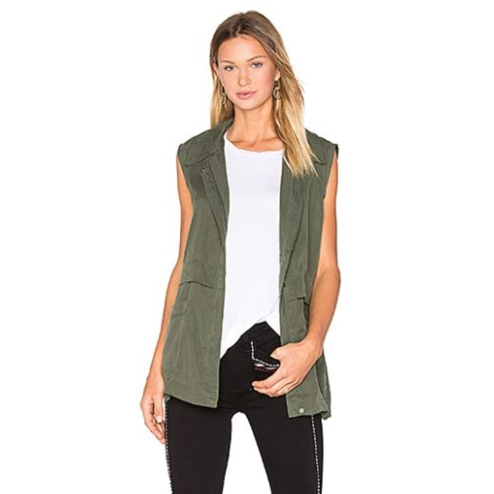 Best Fashion Vests - Cupcakes and Cashmere Adison Vest