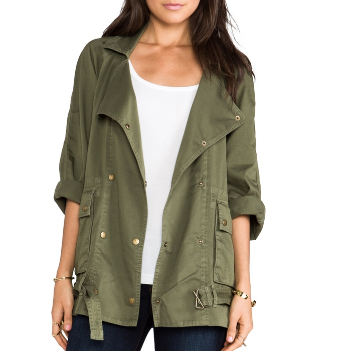 Best Military Style Coats - Current/Elliott The Infantry Jacket