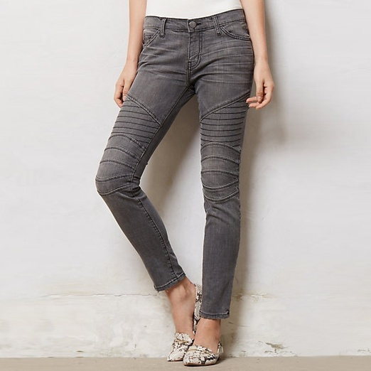 Best Moto Jeans - Current/Elliott The Moto Ankle Skinny Jeans