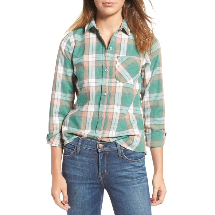 Best Boyfriend Button-Down Shirts - Current/Elliott The Slim Boy Shirt