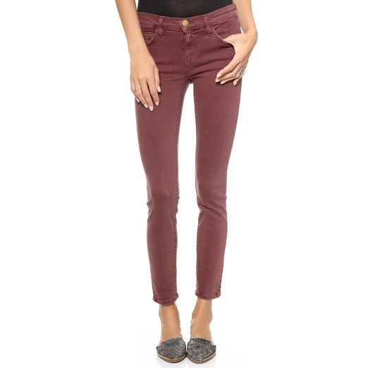 Best Jewel-Toned Denim - CURRENT/ELLIOTT The Stiletto Jean