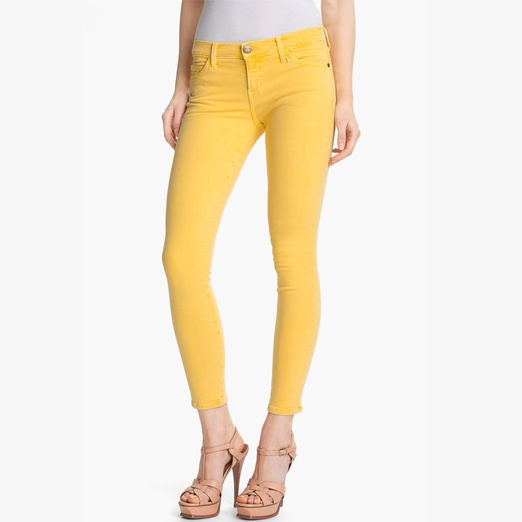 Best Bright Denim - Current/Elliott The Stiletto Jeans