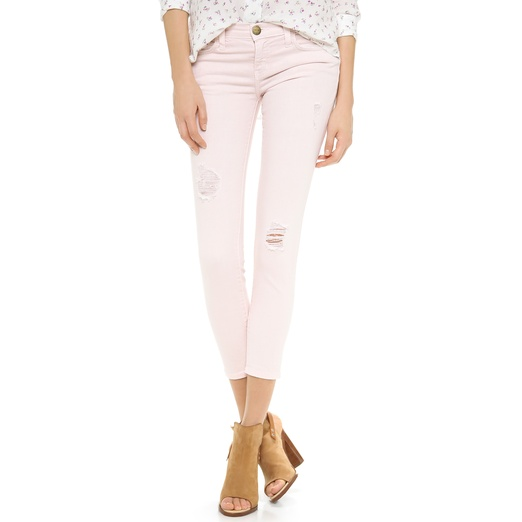 Best Distressed Jeans For Spring - Current/Elliott 'The Stiletto' Jeans