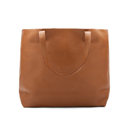 Best Tan Leather Totes - Cuyana Leather Tote