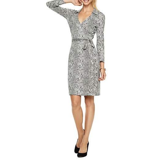 Best Work Dresses Under $200 - C. Wonder Python Wrap Dress