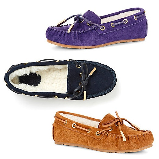 Best The Best Gifts for Slumbering in Style - C. Wonder C.Wonder Suede Slipper