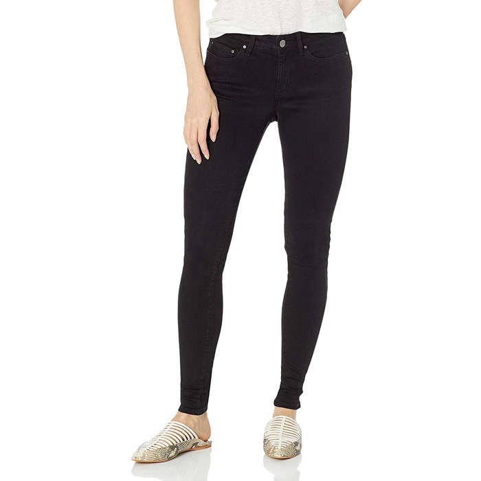 10 Best Black Skinny Jeans Rank Style