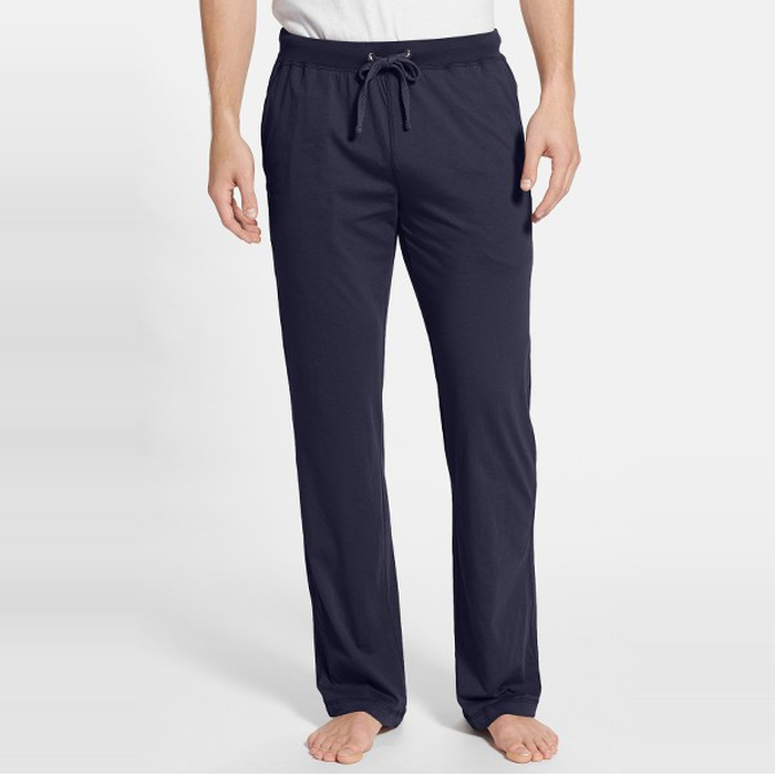 Best Father's Day Gifts Under $100 - Daniel Buchler Peruvian Pima Lightweight Cotton Lounge Pants