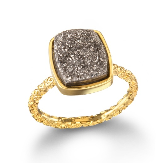 Best Jewels that Make the Best Statement this Season! - dara ettinger NADIA RECTANGLE RING