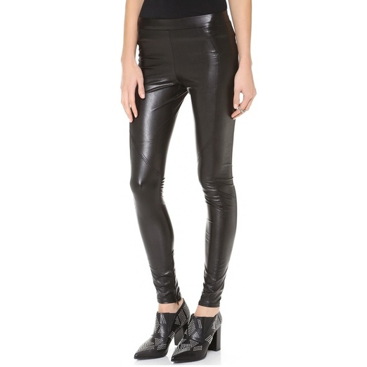 Best Faux Leather Leggings - David Lerner Faux Leather Leggings