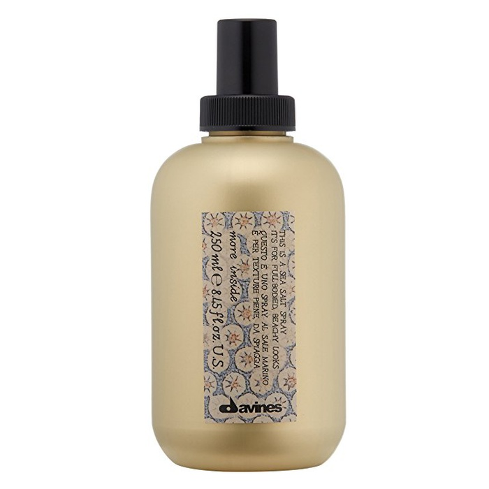 Best Sea Salt Hair Sprays - Davines This Is A Sea Salt Spray