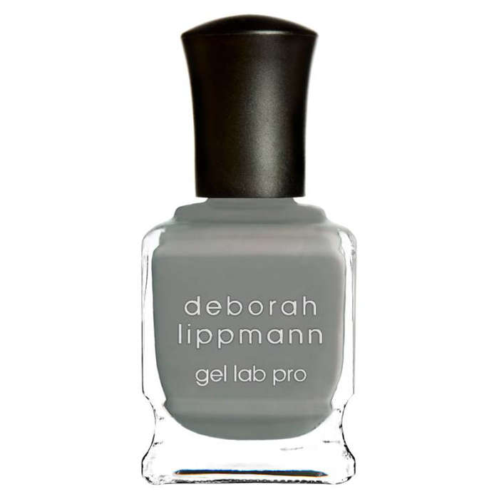 Best Grey Nail Polishes - Deborah Lippmann Gel Lab Pro Nail Color in Higher Ground