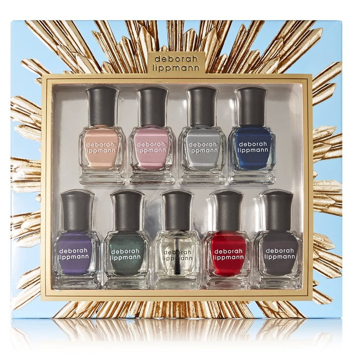 Best Nail Gift Sets - Deborah Lippmann Her Majesty Nail Polish Set
