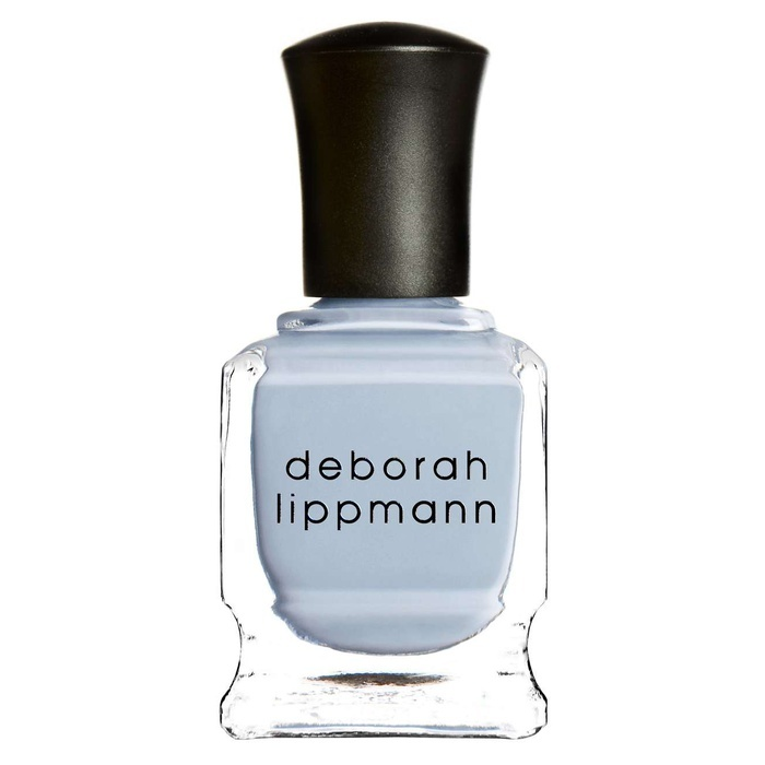 Best Something Blue Ideas - Deborah Lippmann Nail Color in Blue Orchid