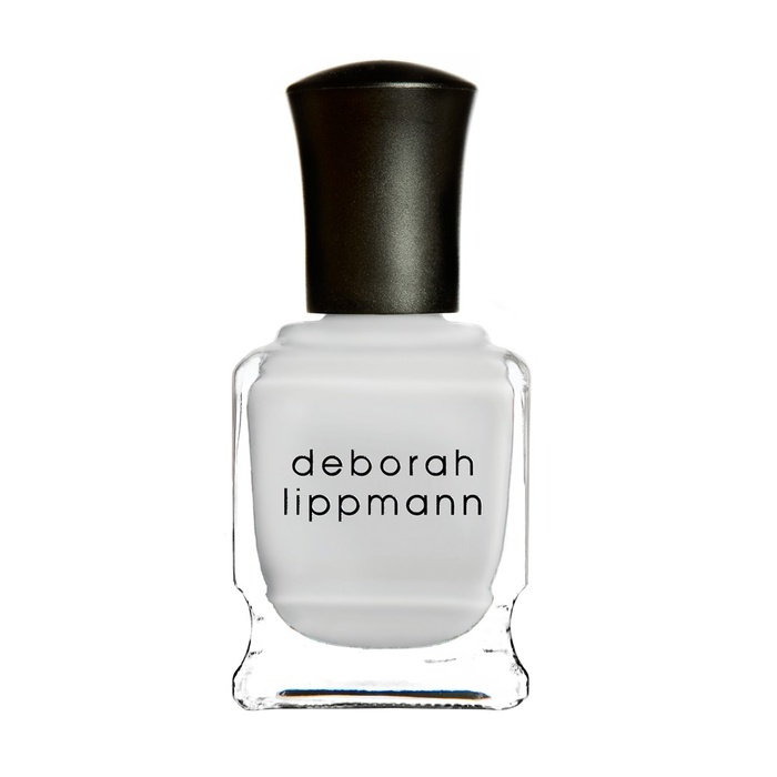 Best Summer 2015 Nail Trends - Deborah Lippmann Nail Color in Misty Morning