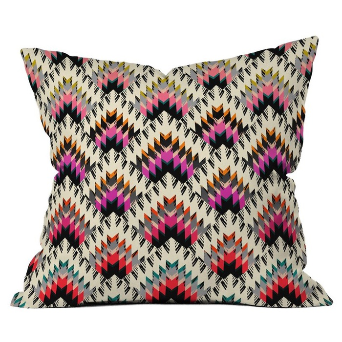 Best Throw Pillows Under $50 - DENY Designs State Peaks Pillow